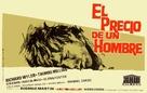 El precio de un hombre - Spanish Movie Poster (xs thumbnail)