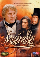 """""""Les misèrables"""" - French DVD movie cover (xs thumbnail)"""