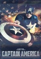 Captain America - German DVD movie cover (xs thumbnail)