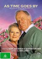 """""""As Time Goes By"""" - Australian DVD movie cover (xs thumbnail)"""