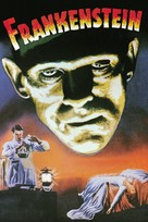 Frankenstein - VHS movie cover (xs thumbnail)