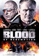 Blood of Redemption - Bahraini Theatrical movie poster (xs thumbnail)