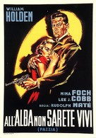 The Dark Past - Italian Movie Poster (xs thumbnail)