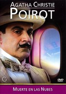 """""""Poirot"""" Death in the Clouds - Spanish poster (xs thumbnail)"""