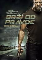 Faster - Croatian Movie Poster (xs thumbnail)
