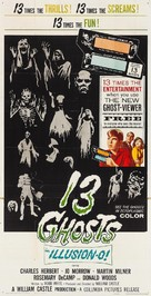 13 Ghosts - Movie Poster (xs thumbnail)