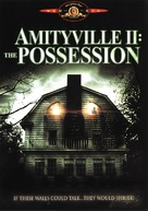 Amityville II: The Possession - DVD cover (xs thumbnail)