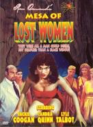 Mesa of Lost Women - DVD movie cover (xs thumbnail)