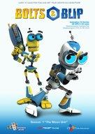 """Bolts & Blip"" - South Korean Movie Poster (xs thumbnail)"