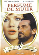Profumo di donna - Spanish DVD cover (xs thumbnail)