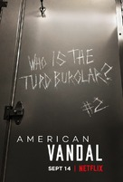 """American Vandal"" - Movie Poster (xs thumbnail)"