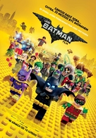 The Lego Batman Movie - Polish Movie Poster (xs thumbnail)
