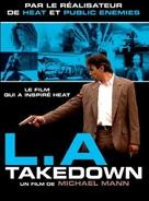 L.A. Takedown - French DVD cover (xs thumbnail)