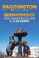 Paddington - Spanish Movie Poster (xs thumbnail)