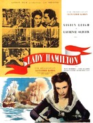 That Hamilton Woman - French Movie Poster (xs thumbnail)