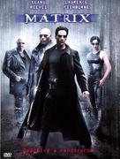 The Matrix - Hungarian Movie Cover (xs thumbnail)