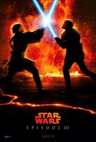 Star Wars: Episode III - Revenge of the Sith - Movie Poster (xs thumbnail)