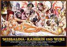 Messalina, Messalina! - German Movie Poster (xs thumbnail)