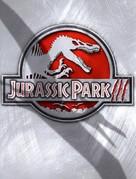 Jurassic Park III - DVD movie cover (xs thumbnail)