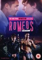 Romeos - British DVD cover (xs thumbnail)