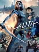 Alita: Battle Angel - Movie Cover (xs thumbnail)