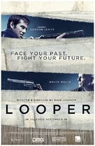 Looper - Canadian Movie Poster (xs thumbnail)