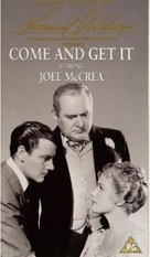 Come and Get It - British VHS cover (xs thumbnail)