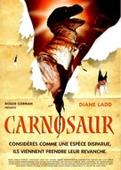 Carnosaur - French DVD cover (xs thumbnail)