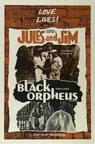 Jules Et Jim - Combo poster (xs thumbnail)