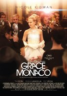 Grace of Monaco - Thai Movie Poster (xs thumbnail)
