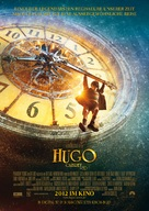 Hugo - German Movie Poster (xs thumbnail)