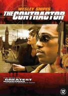 The Contractor - Dutch DVD cover (xs thumbnail)