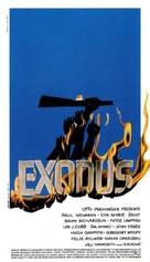 Exodus - French Movie Poster (xs thumbnail)