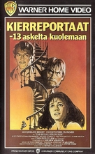 The Spiral Staircase - Finnish VHS cover (xs thumbnail)
