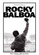 Rocky Balboa - German Movie Poster (xs thumbnail)