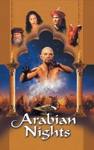 Arabian Nights - VHS cover (xs thumbnail)