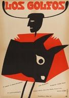 Los golfos - Polish Movie Poster (xs thumbnail)