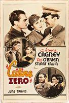 Ceiling Zero - Movie Poster (xs thumbnail)