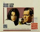 Satan Never Sleeps - Movie Poster (xs thumbnail)