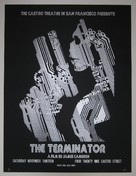 The Terminator - Homage movie poster (xs thumbnail)