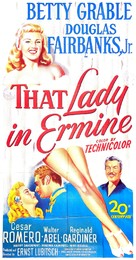 That Lady in Ermine - Movie Poster (xs thumbnail)