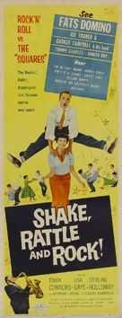 Shake, Rattle & Rock! - Movie Poster (xs thumbnail)