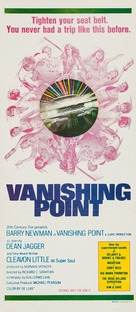 Vanishing Point - Australian Movie Poster (xs thumbnail)