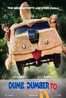 Dumb and Dumber To - Movie Poster (xs thumbnail)