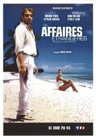 """""""Affaires étrangères"""" République dominicaine - French Movie Poster (xs thumbnail)"""