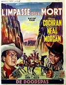 Raton Pass - Belgian Movie Poster (xs thumbnail)