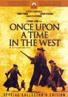 C'era una volta il West - Canadian DVD movie cover (xs thumbnail)