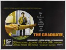 The Graduate - British Movie Poster (xs thumbnail)