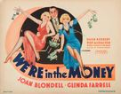 We're in the Money - Movie Poster (xs thumbnail)