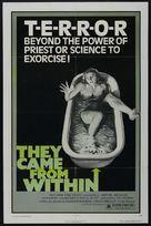 Shivers - Movie Poster (xs thumbnail)